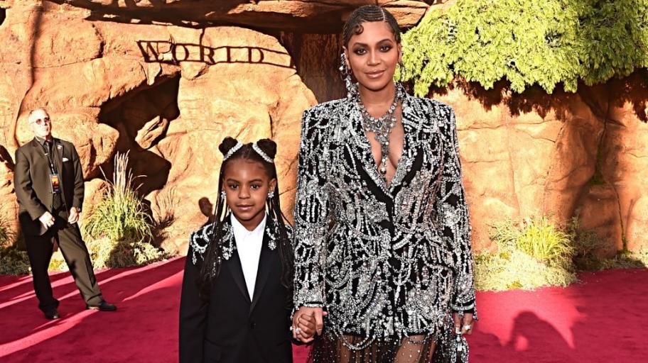 """По стъпките на мама: дъщерята на Бионсе спечели своята първа награда """"Грами"""""""