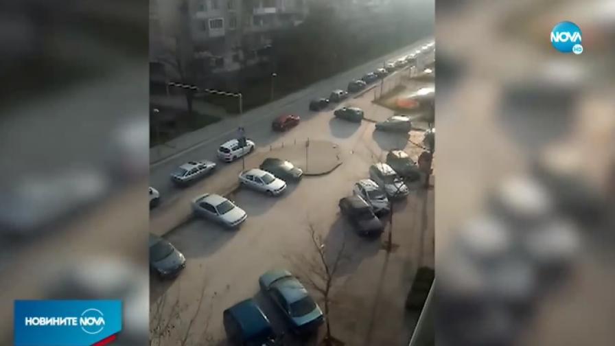 Защо ремонт на път в Пловдив скара институциите