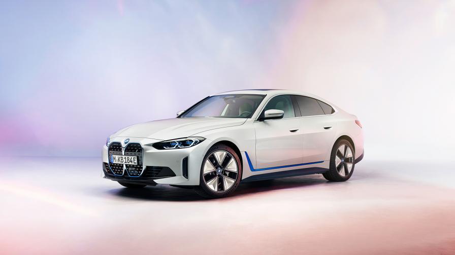 BMW i4 Gran Coupe