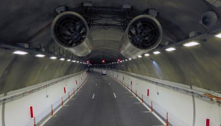 """Монтират камери в тунел """"Големо Бучино"""", движението ще е ограничено"""