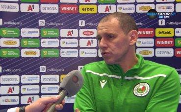 Мирослав Живков: Жалко, че не успяхме, бяхме много близо