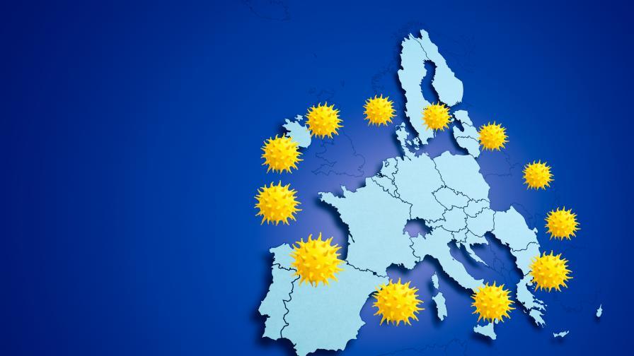 Какви са мерките в най-засегнатите страни в Европа