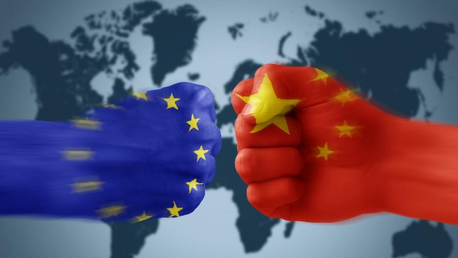 ЕС наложи санкции на Китай заради отношението към уйгурите