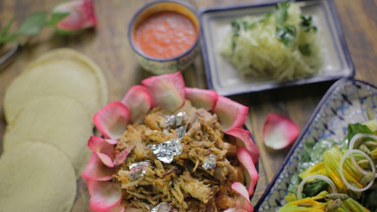 свинско люти чушки мексиканско рецепта