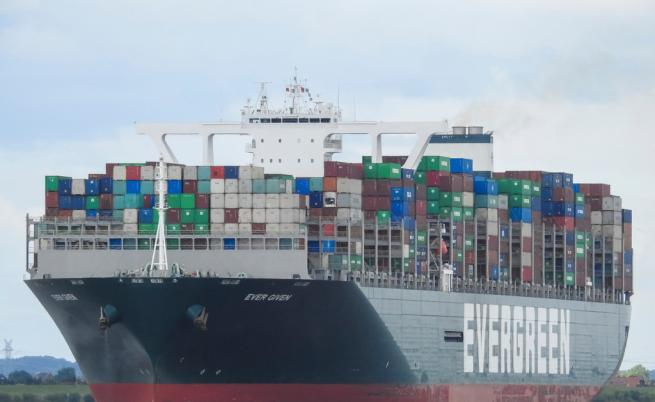 100 дни по-късно този кораб вдигна котва