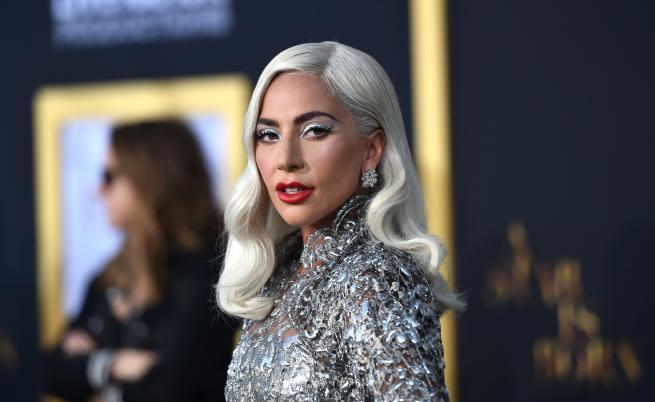 Вижте как Лейди Гага отбеляза 35-ия си рожден ден