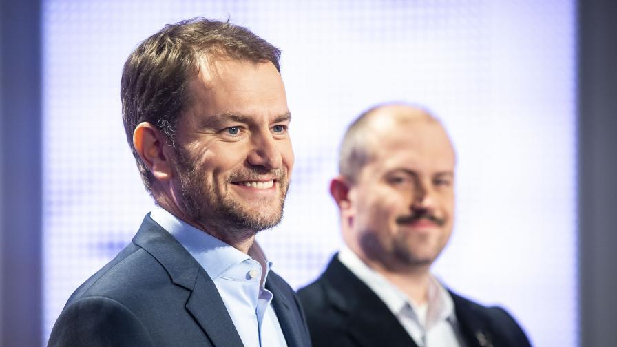 Премиерът на Словакия подаде оставка
