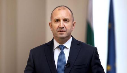 Радев обяви министрите в служебния кабинет
