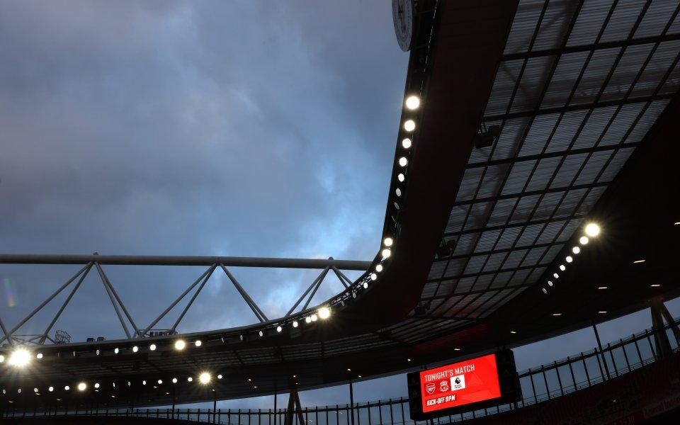 Арсенал и Ливърпул се изправят един срещу друг в голямото