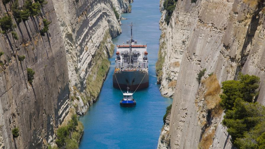 Коринтският канал