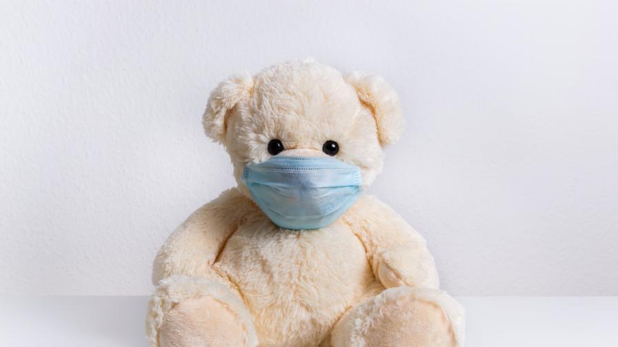 Ваксинирана майка роди бебе с антитела в Турция