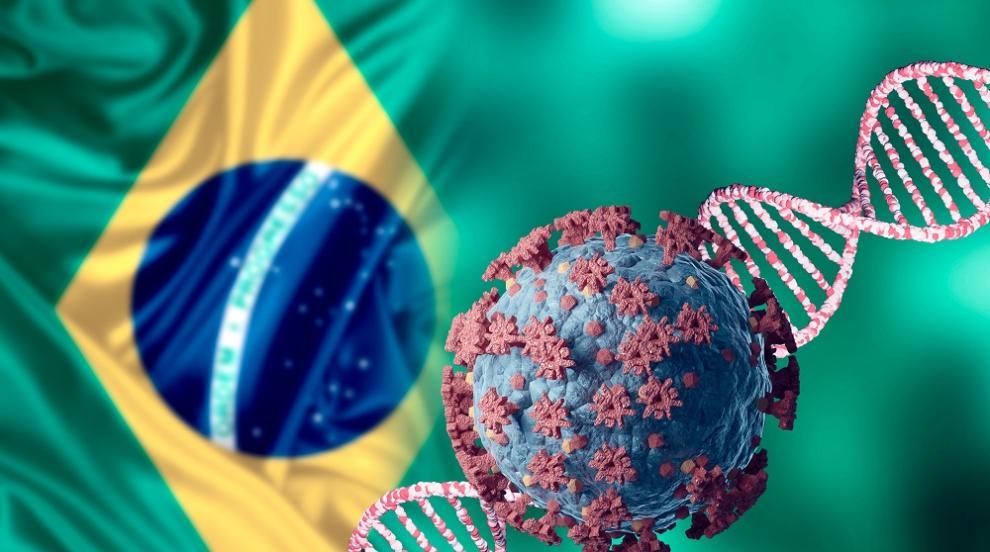 Три случая на бразилския вариант на коронавируса в Полша