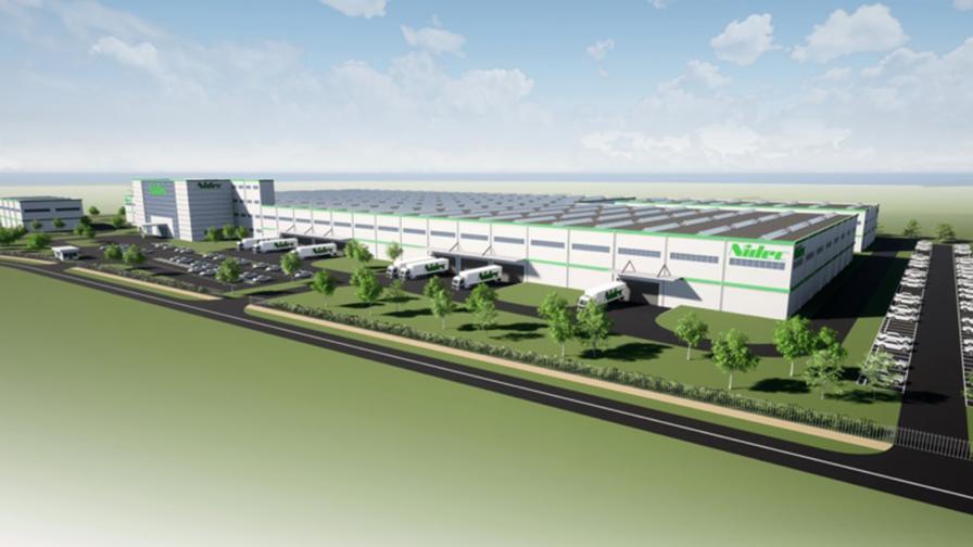 Японската Nidec започва строежа на 2 завода за е-мотори и части в Сърбия