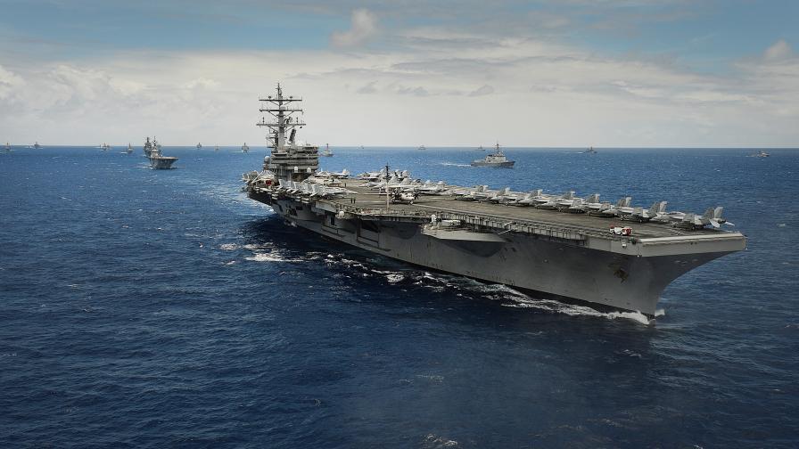 САЩ пращат два военни кораба в Черно море