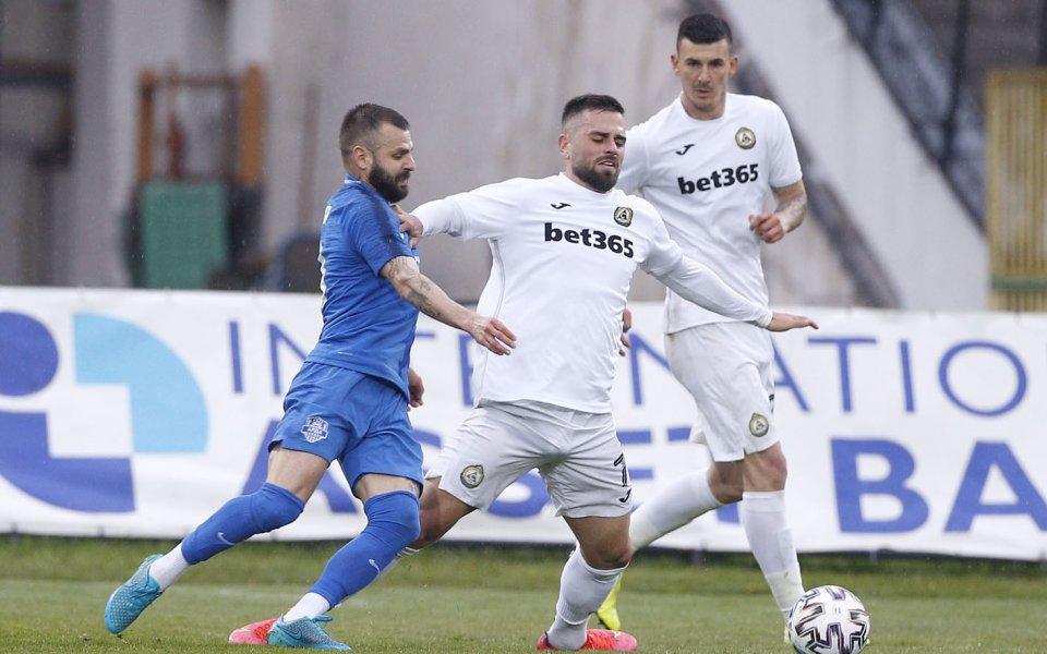 Групата на Славия за мача от 24-ия кръг в efbet