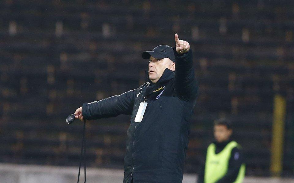 Треньорът на Арда Николай Киров коментира пред DIEMA SPORT победата