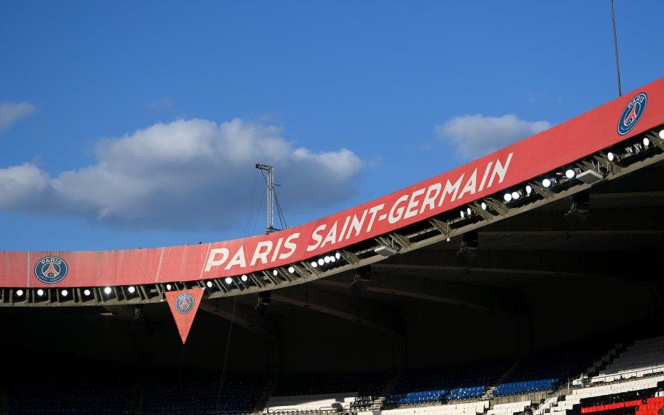 Два от най-големите отбори в европейския футбол Пари Сен Жермен