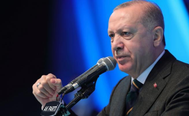 Ердоган: Ислямът забранява насилието над жени