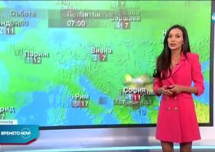 Прогноза за времето (15.04.2021 - централна емисия)