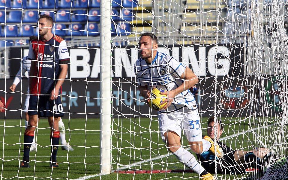 Милан е предложил договор на защитника на Интер Данило Д'Амброзио,