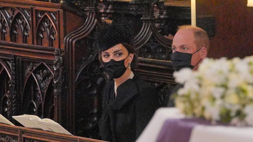 Кейт Мидълтън погребение