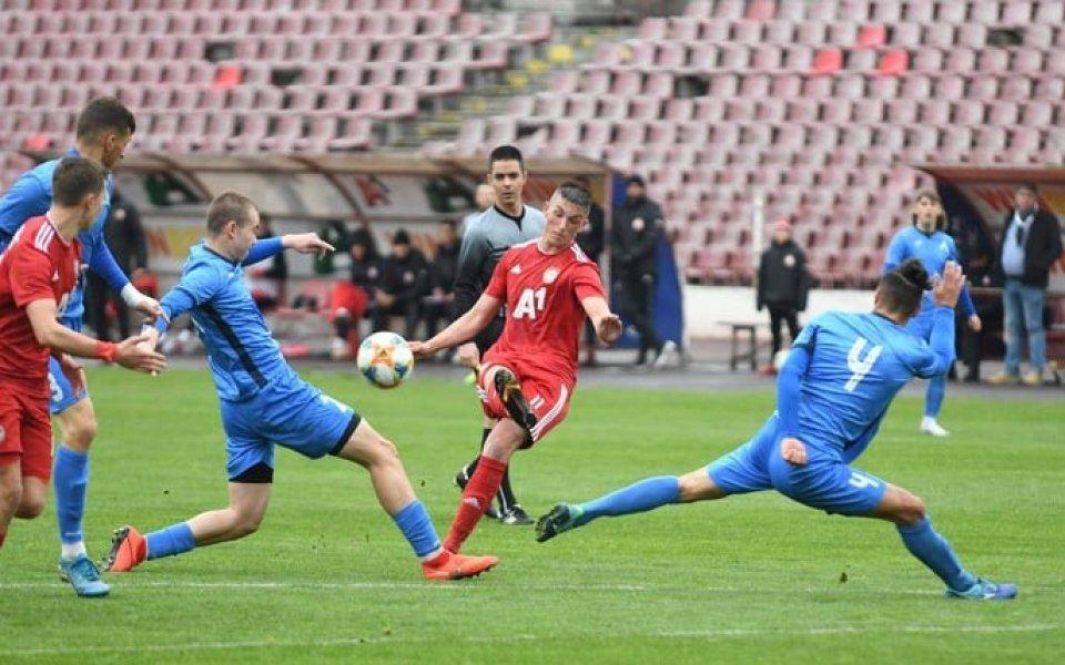 ЦСКА удари Левски при U19