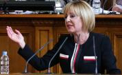 Манолова: Разбирам, че Борисов иска да накаже българския народ