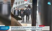 Борисов бе приет в болница за операция