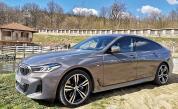 <p>Ултрамаратонецът BMW 640d GT (тест драйв)</p>