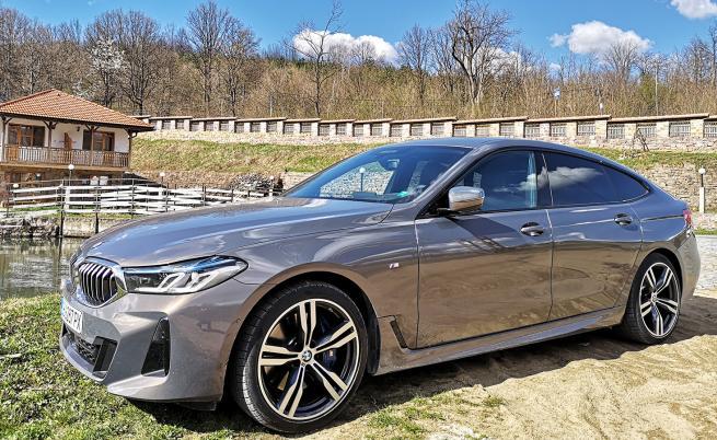Ултрамаратонецът BMW 640d Gran Turismo (тест драйв)
