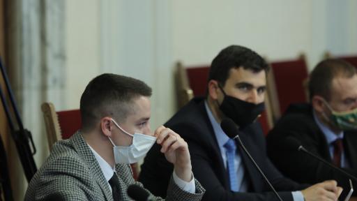 Първо заседание на Комисията по ревизията в парламента