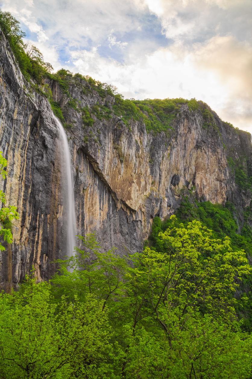 <p><strong>Водопад Скакля -&nbsp;</strong>&nbsp;Една много красива част от Вазовата екопътека.&nbsp;</p>