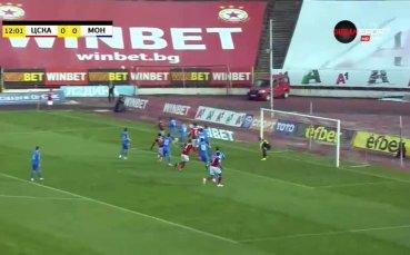 ЦСКА - Монтана 2:0 /първо полувреме/
