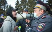 Над 450 арестувани на протестите в Русия