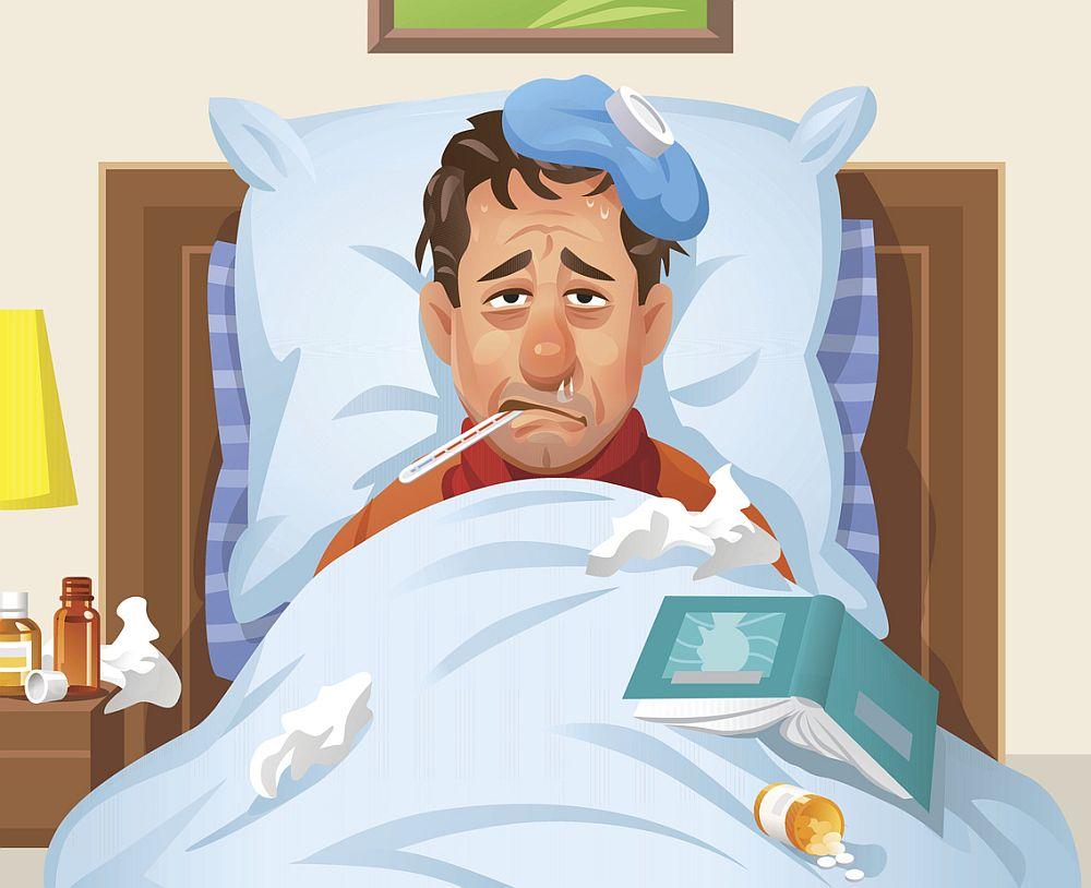 Разболявате се по-често