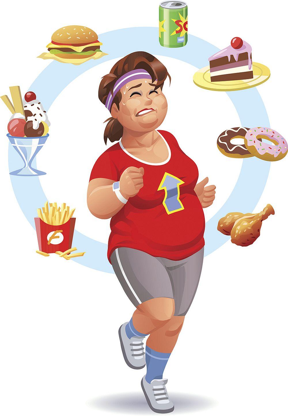 Трудно ви е да сваляте килограми