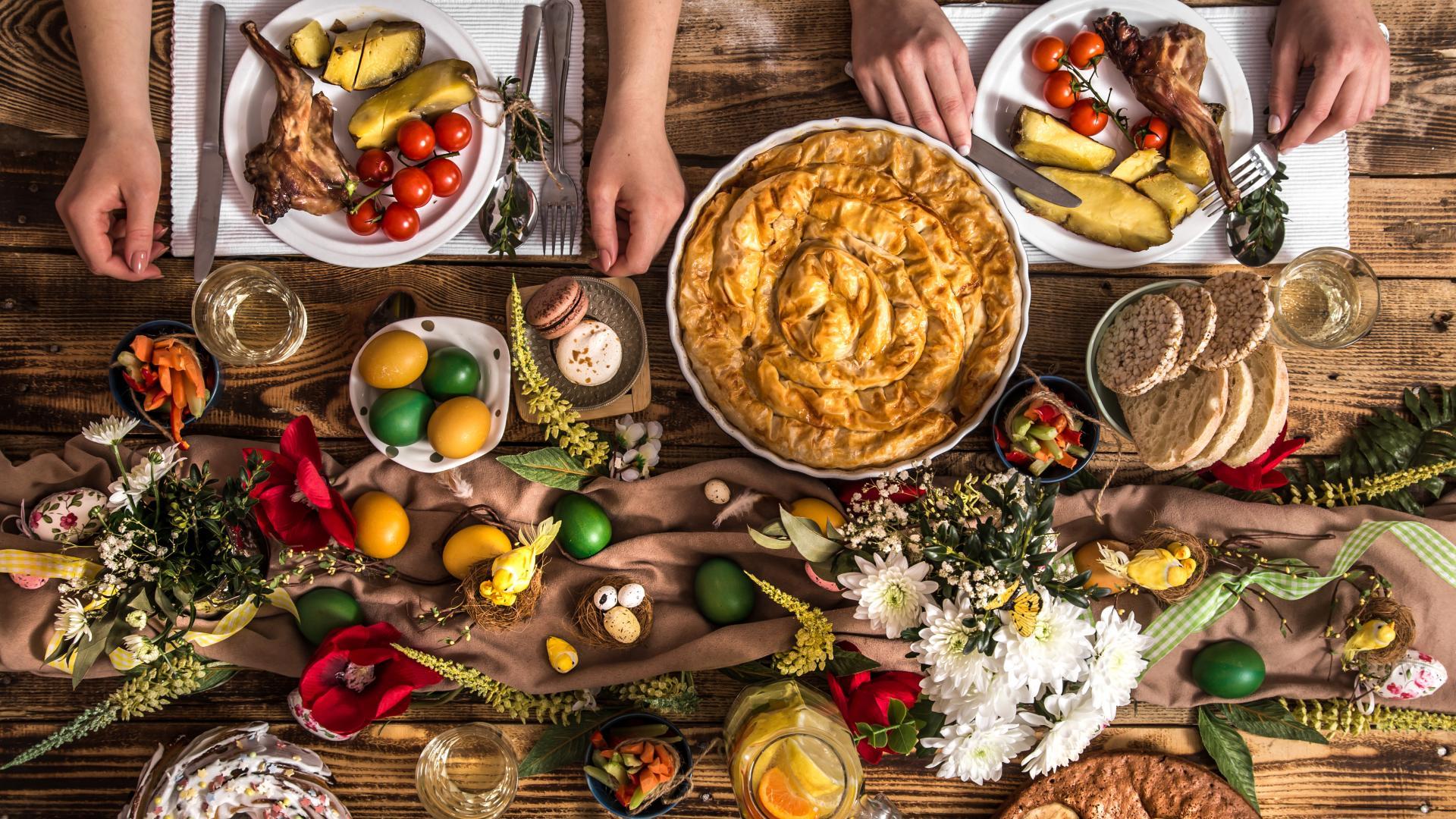Защо ядем агнешко на Великден