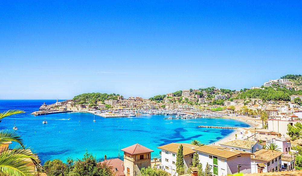 Майорка<br> <br> Майорка е най-големият от Балеарските острови.