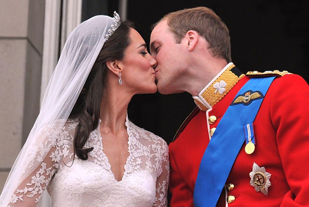 Приказната сватба на принц Уилям и Кейт Мидълтън