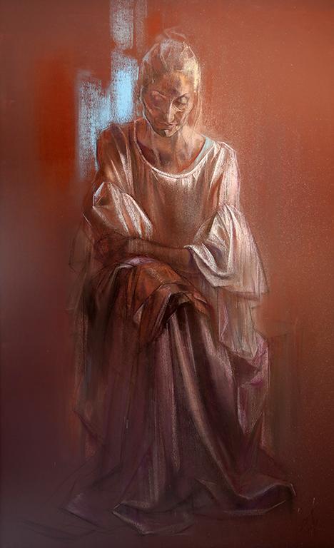 <p>Светлината като въздуха е невидима. Какво тогава обединява живописта на Десислава Минчева и стъклопластиките на Хари Арабян? Опитът да уловят нетленното? Може би.</p>