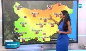 Прогноза за времето (01.05.2021 - централна емисия)