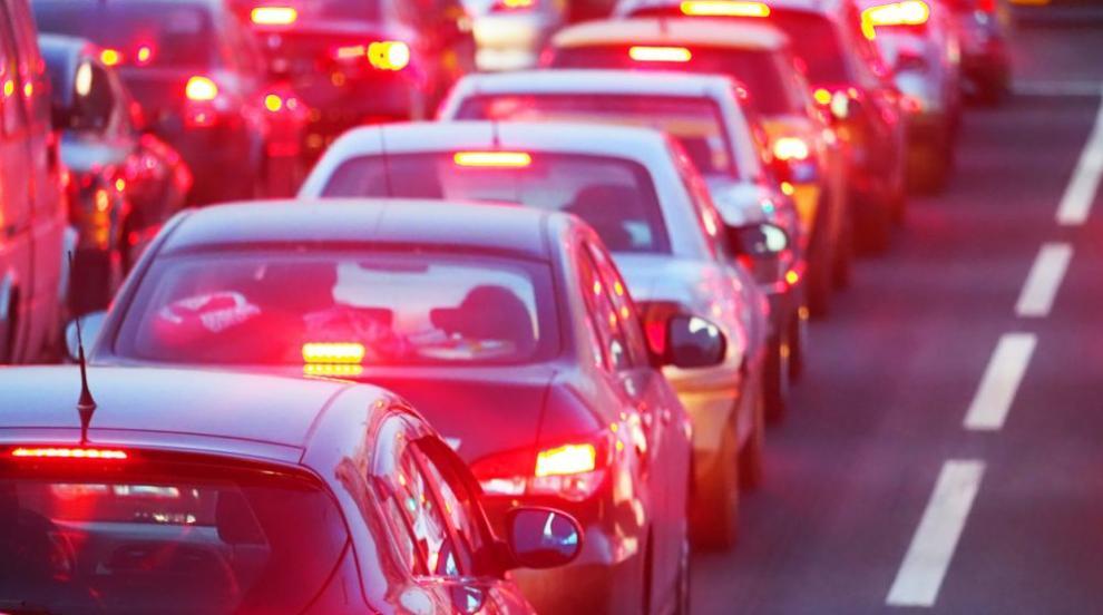 """Колко време чакат шофьорите на """"Кулата"""", за да влязат в Гърция (ВИДЕО)"""