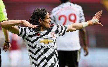 Юнайтед обърна Вила и отложи празненствата на шумните си съседи