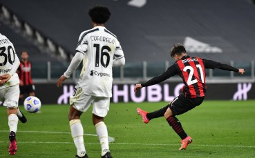 Милан препарира Юве, прати го пети