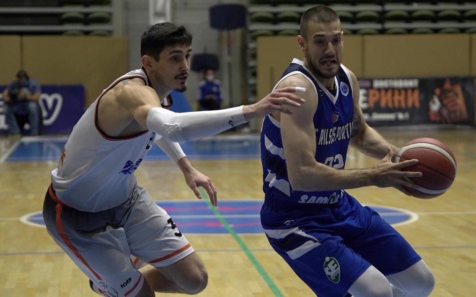 Рилски спортист е първият финалист в Националната баскетболна лига за