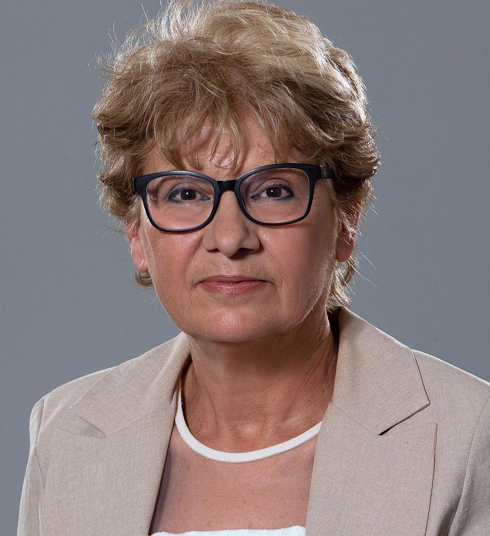 Виолета Комитова - служебен министър на регионалното развитие и благоустройството