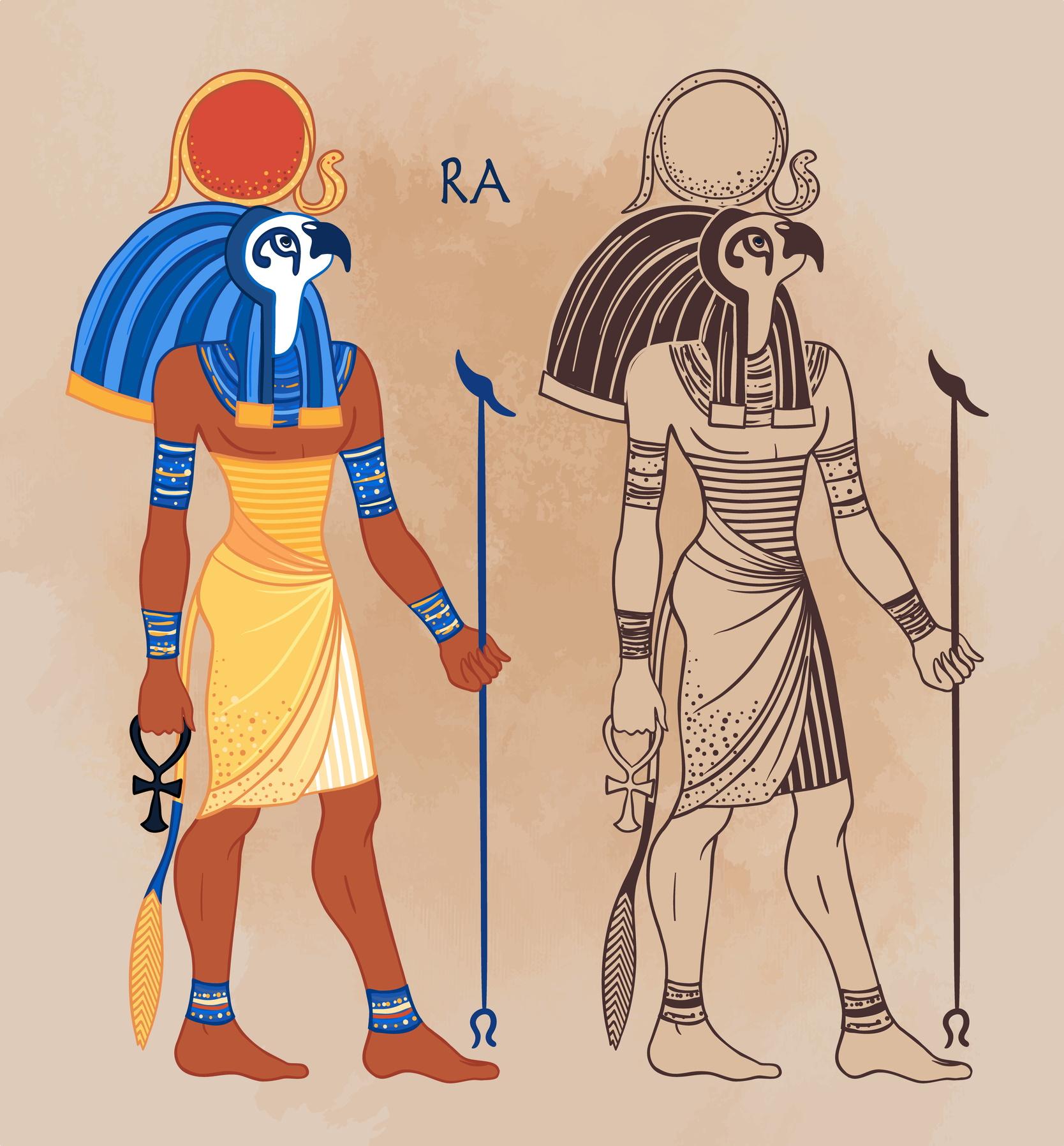 <p><strong>Амон Ра &ndash; богът, създател на целия свят &ndash; Телец</strong></p>  <p>Хората, родени под този знак, са силни и трудолюбиви, те стават страхотни лидери, защото са добри слушатели и обикновено са популярни сред своите връстници. Въпреки това те са склонни да се ядосват бързо, когато са изправени пред разочароващи ситуации.</p>