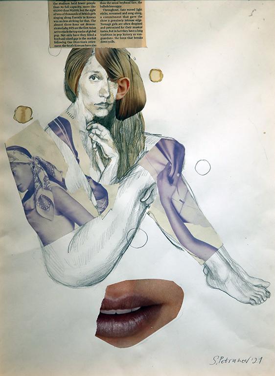 <p>Рисунка II - колаж</p>