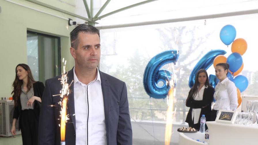 64 години в подкрепа на българския спорт:...