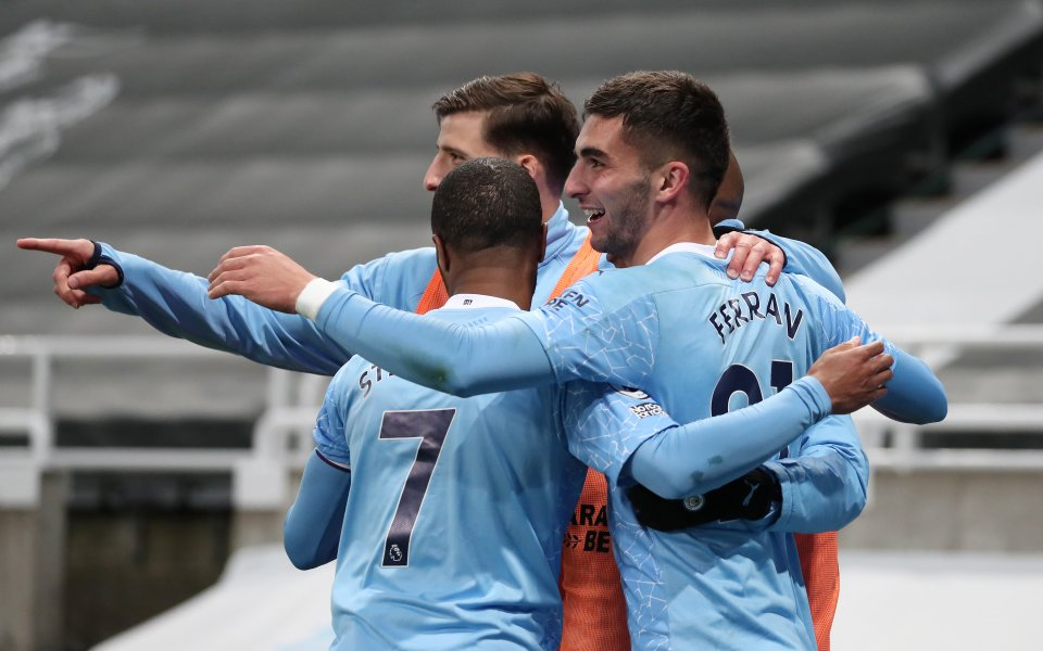 Манчестър Сити успя да надделее с 4:3 срещу Нюкасъл в